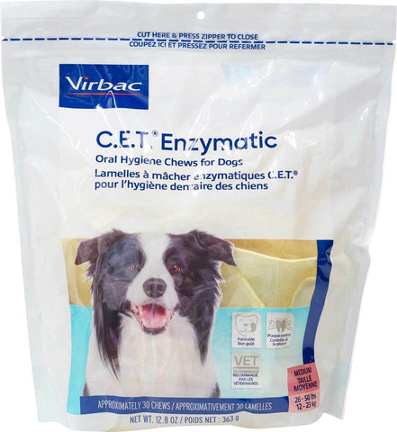 C.E.T. Chews - THREE SIZES STARTING AT - Countryside Pet Supply - 3