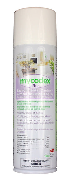 Mycodex Plus Enviromental Control Spray - 16 Ounce