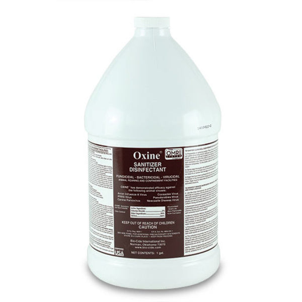 Oxine AH Sanitizer Disinfectant Gallon