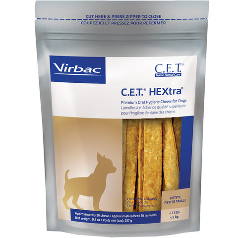 C.E.T. Chews Hextra - FOUR SIZES STARTING AT - Countryside Pet Supply - 1