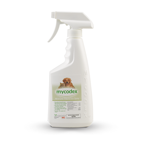 Mycodex All-in-Once Spray 16oz. - CountrysidePet.com