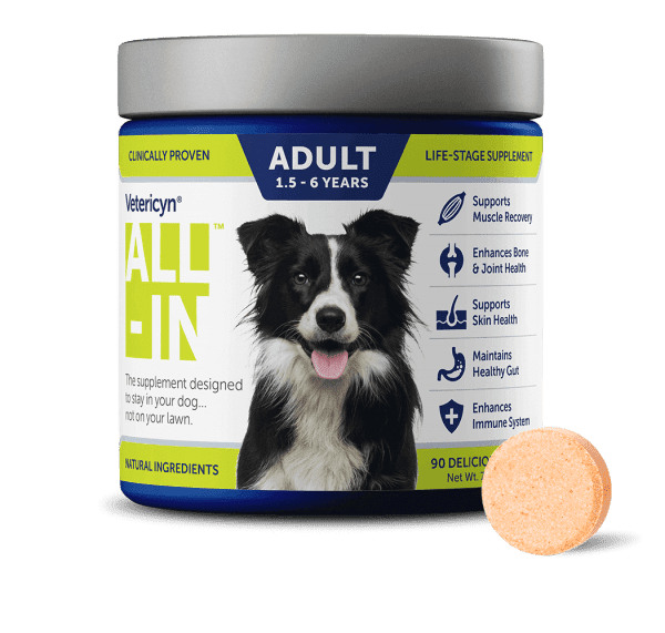 Vetericyn All-In Well-Being Supplement for Dogs