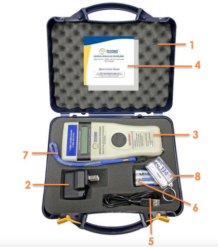Home Again Microchip Scanner Kit with Case
