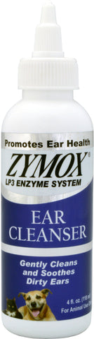 Zymox Ear Cleanser 4 oz
