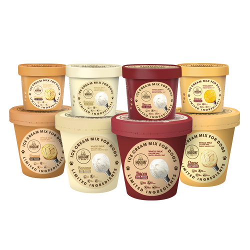 Hoggin' Dogs Ice Cream Mix at Countrysidepet.com