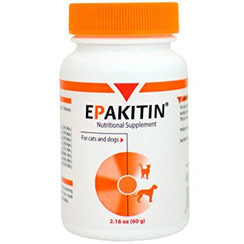 Vetoquinol Epakitin 60 Gram Powder - Countryside Pet Supply