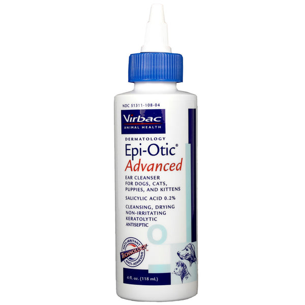 Epi-Otic Advanced Ear Cleanser 4 fl. oz.