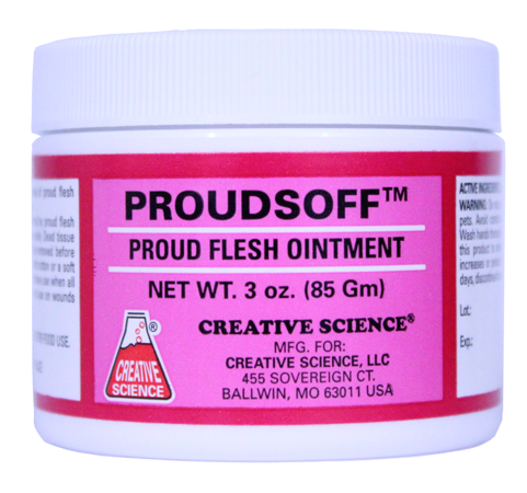 Proudsoff Proud Flesh Ointment - CountrysidePet.com