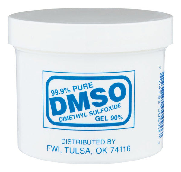 DMSO Gel 99.9% Purity - 4 oz. - Countryside Pet Supply - 1