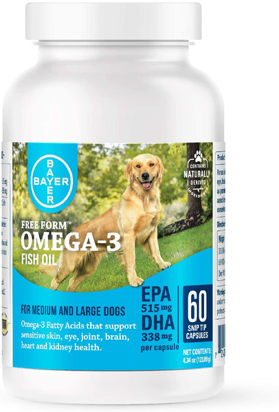 Bayer Free Form Snip Tips for Medium/Large Dogs - CountrysidePet.com