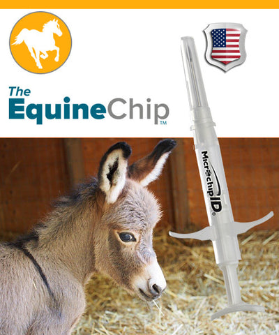 Pro ID Equine Microchip - 134kHz ISO Single Microchip - Countryside Pet Supply - 3