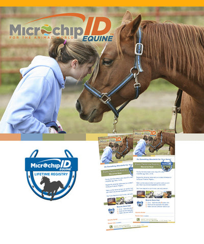 Pro ID Equine Microchip - 134kHz ISO Single Microchip - Countryside Pet Supply - 4