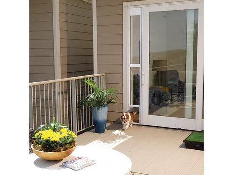 PetSafe Sliding Glass Pet Door - Small PPA11-14766 - Countryside Pet Supply - 2