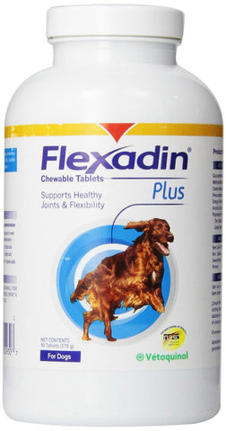 Flexadin PLUS Chewable Tablets for Dogs - 90 Tablets - Countryside Pet Supply - 1