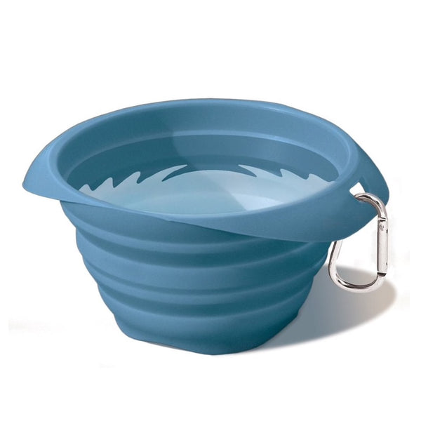 Kurgo Collaps-A-Bowl Dog Travel Bowl