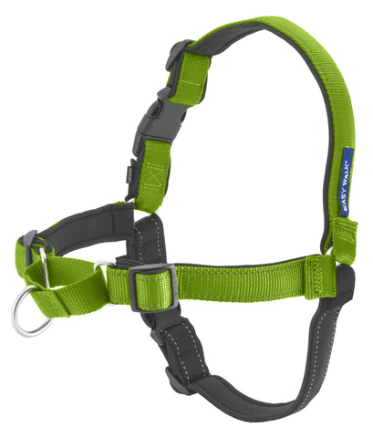 PetSafe Deluxe Easy Walk Reflective Harness - Apple/Black