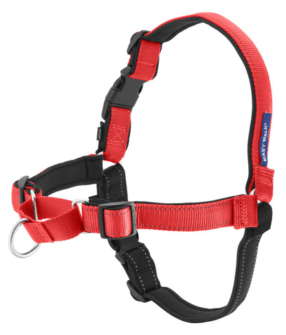 PetSafe Deluxe Easy Walk Reflective Harness - Rose/Black