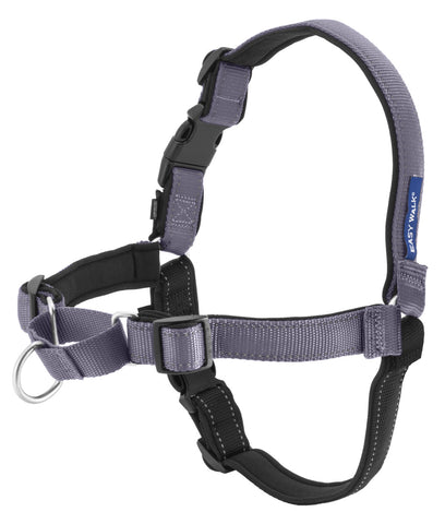 PetSafe Deluxe Easy Walk Reflective Harness Small Steel/Black - Countryside Pet Supply - 1