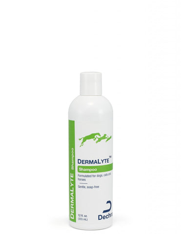 DermaLyte Shampoo 12oz - Countryside Pet Supply