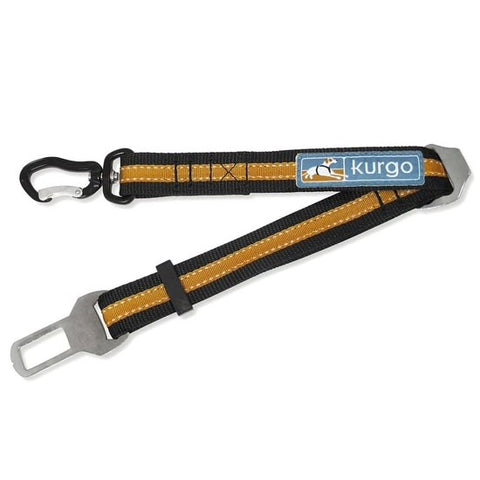 Kurgo Direct to Seatbelt Swivel Tether at Countrysidepet.com