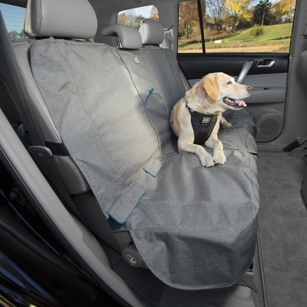 Kurgo Deluxe Heather Dog Car Bench Seat Cover