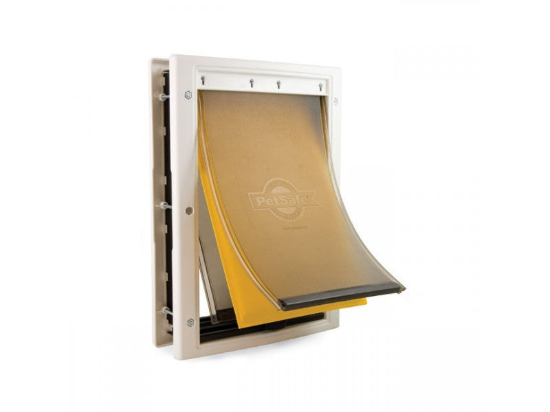 Petsafe Extreme Weather Pet Door Small Ppa00 10984 Countryside