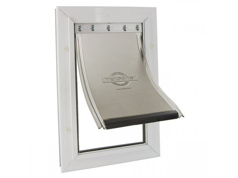 PetSafe Freedom Aluminum Pet Door - Small PPA00-10859 - Countryside Pet Supply - 1