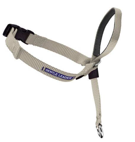 Gentle Leader Head Collar - Fawn