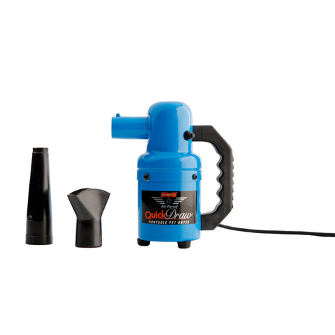 Air Force Quick Draw Mini Portable Pet Dryer - CountrysidePet.com
