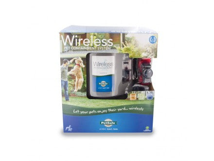 PetSafe Wireless Pet Containment System (PIF-300) - Countryside Pet Supply - 2