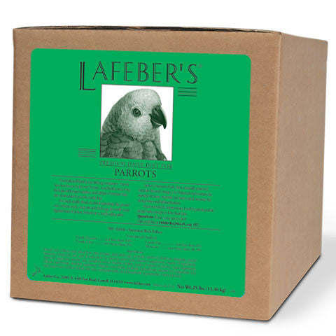 Lafeber Premium Daily Diet Parrot Pellets (25 lb Box) -- FREE SHIPPING - Countryside Pet Supply