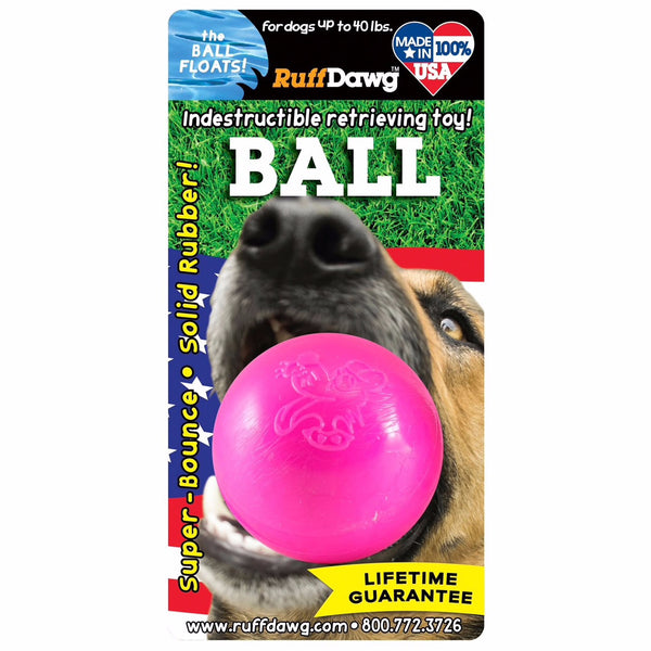 RuffDawg Ball at Countrysidepet.com
