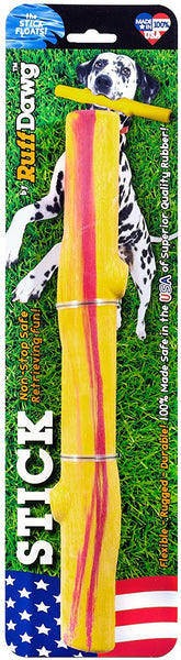 "Retrieving Stick by RuffDawg 12"" Assorted Colors"
