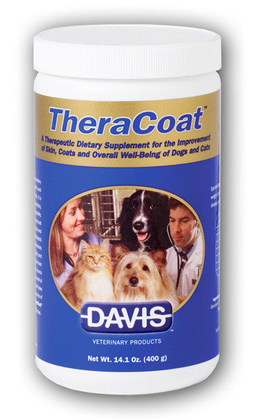 Theracoat Skin & Coat Supplement 16oz - Countryside Pet Supply - 1