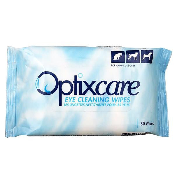 Optixcare Eye Cleaning Wipes
