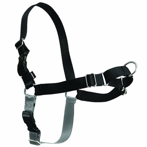 PetSafe Easy Walk Harness Extra Large Black/Silver - Countryside Pet Supply - 1