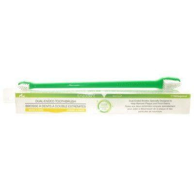Enzadent Dual Ended Toothbrush - Countryside Pet Supply