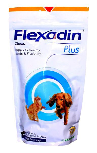 Flexadin Plus Chews for Cats and Small Dogs - 90 Chews