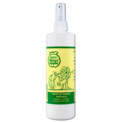 Grannik's Bitter Apple No Chew Spray 8oz - Countryside Pet Supply - 1