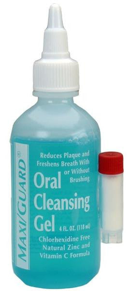 Maxi Guard Oral Cleansing Gel - 4 Ounce