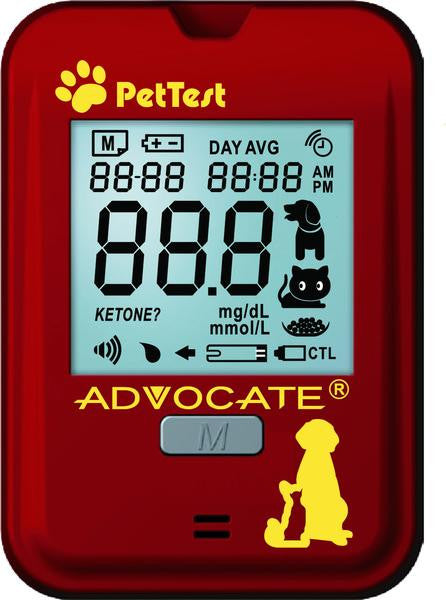 PetTest Blood Glucose Monitoring System
