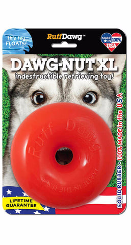 Ruff Dawg Dawg Nut at Countrysidepet.com