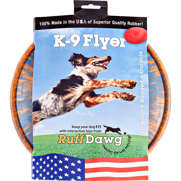 Ruff Dawg K9 Flyer at Countrysidepet.com