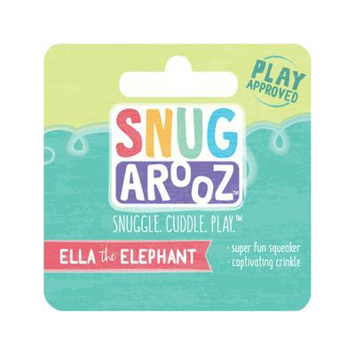 Snugarooz Ella the Elephant at Countrysidepet.com