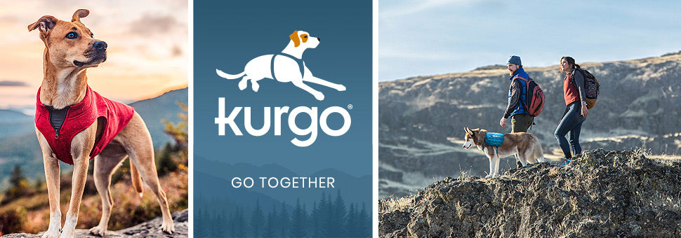 Kurgo Go Together Outdoors. Click here to shop Kurgo products.