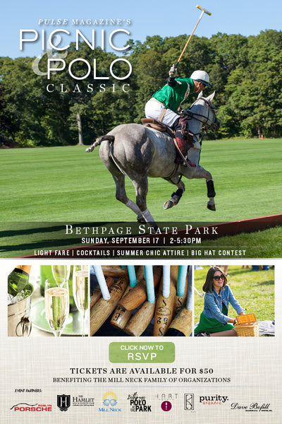 Long Island Pulse Magazine's Picnic and Polo Classic 2017
