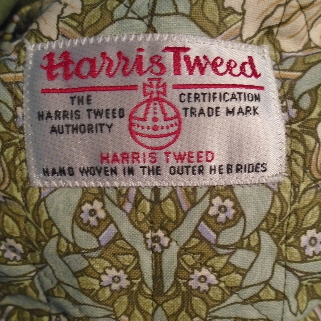 A Little Info On The 'Harris Tweed' I Use In My Baker Boy, Newsboy Caps.
