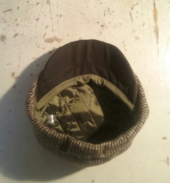 Childs Tweed Baker Boy, Newsboy Cap, Bespoke Hat