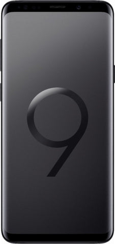 Samsung - Galaxy S9+ 64GB (Unlocked) - Midnight Black