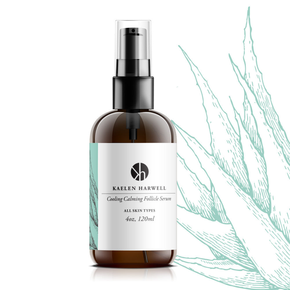 Cooling Calming Follicle Serum